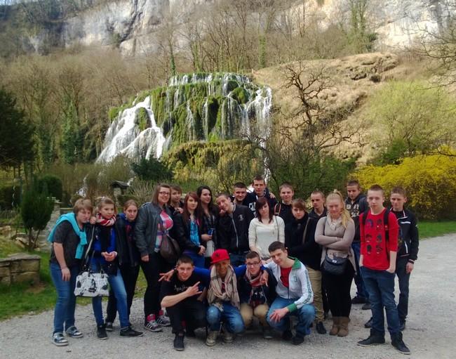 Les Eleves De 3eme De La Mfr Du Clos Fleuri A La Decouverte Du Jura Le Blog Des Maisons Familiales Rurales