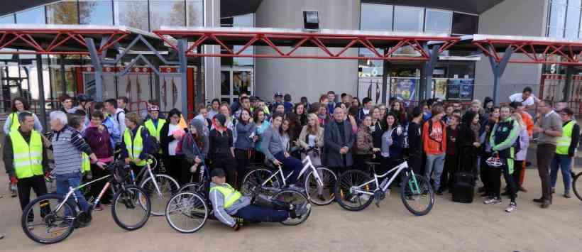 Groupe Cyclistes 1 al.